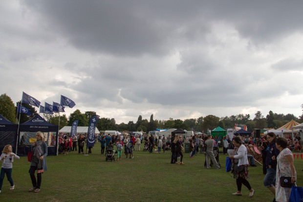 Enfield Town Show | Baking Betsy