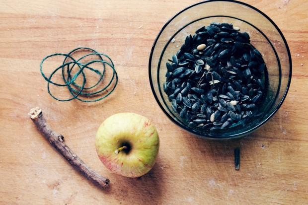 DIY bird feeder | Baking Betsy