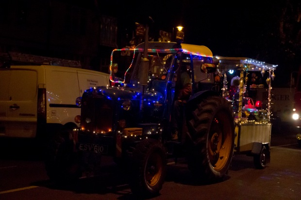 Enfield Light Parade