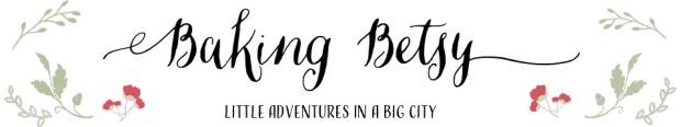 Baking Betsy banner