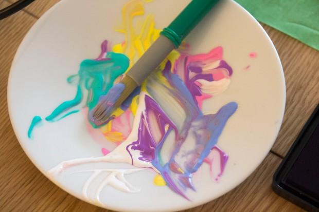 pastel paints