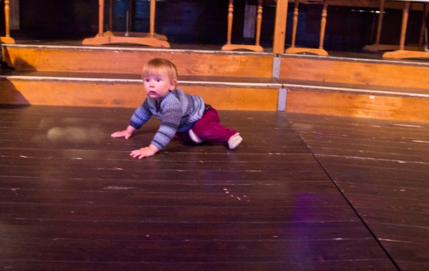 Monski Mouse's Baby Disco Dancehall 2015
