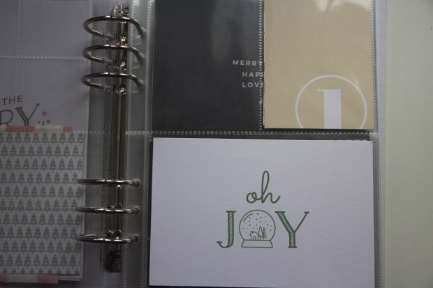 December Daily foundation pages
