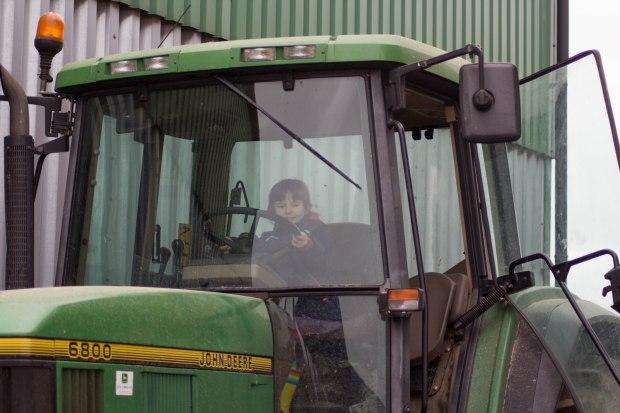 A trip to a farm