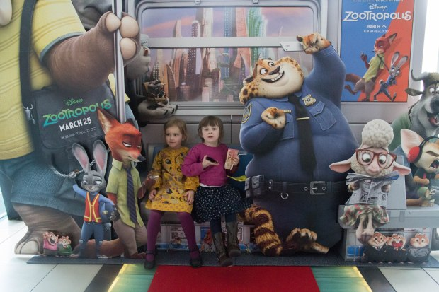 Zootopia trip and review