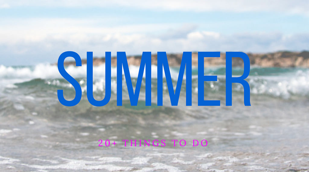 Fun and Frugal things to do this summer