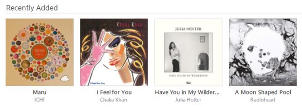 Music bought