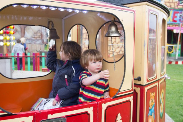 Fun at the fair and Enfield Pageant