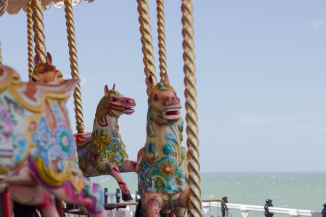 A day out in Brighton